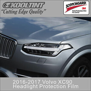Headlight Protection Film by 3M for 2016 - 2017 Volvo XC90
