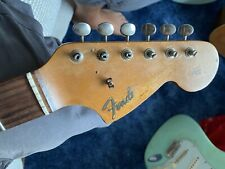 More details for 1960's fender stratocaster neck