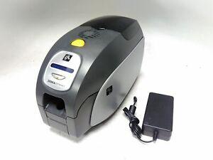 Zebra ZXP Series 3 Z32-00000200US00 Double Sided ID Card Printer NO Ribbon