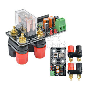 AC12V-24V UPC1237 Speaker Protection Board Directly Mounted for Amplifier Board