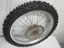 1995 Suzuki RM250 OEM Front Wheel Assembly RM125 RM 125 250 89 - 95