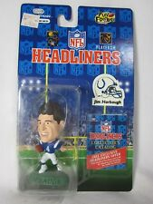 Nfl Headliners Jim Harbaugh Indianapolis Colts Brand New Figure