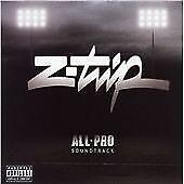 DJ Z-Trip - All-Pro Soundtrack CD NEW Sealed Decon Rakim, Dead Prez, Chali 2NA