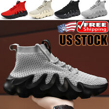 Casual Men's Sports Running Breathable Shoes Outdoor Athletic Sneakers Tennis