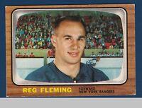 REG FLEMING 66-67 TOPPS 1966-67  NO 93 EXMINT++  2052