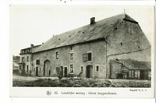 CPA Carte Postale Belgique-Condroz-Landelijke woning Kleine langgevelhoeve VM