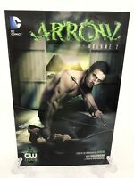 Arrow Volume 2 Collects #7-12 Origin of Deathstroke DC Comics TPB Paperback New