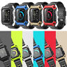 For Apple Watch 3 SUPCASE [UBPro] Full-Body Band Shockproof Case Cover 38mm/42mm