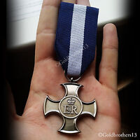 DISTINGUISHED SERVICE CROSS ROYAL FLEET NAVY MILITARY MEDAL WW2 BRITISH COPY