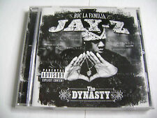 Jay-Z - The Dynasty Roc la Familia [PA] (CD, Oct-2000, Roc-A-Fella)