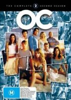 The O.C. : Season 2 (DVD, 2005, 6-Disc Set) Brand New REGION 4