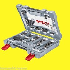 BOSCH Premium 105-tlg Bit u Bohrer-Set  2608P00236 bitset 105-teilig