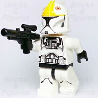 New Star Wars LEGO® Phase 1 Clone Republic Gunship Pilot Trooper Minifig 75076