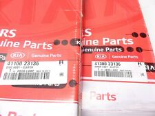 NEW GENUINE KIA CARENS III VENGA RIO III SOUL CERATO  1.6 CVVT 215mm CLUTCH KIT