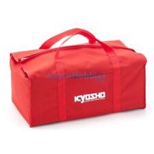Maleta porta coche roja 320x560x220mm 1/8 Buggy Kyosho 87619