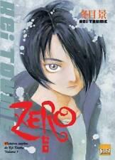 Collection complète de mangas Histoires courtes de Kei Toume - Zero & Deviances