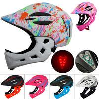 FULL Lazer Phoenix Plus Face Mountain Bike DH Downhill Casco
