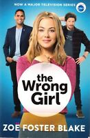 The Wrong Girl By Zoe Foster Blake (Paperback Book, 2016)