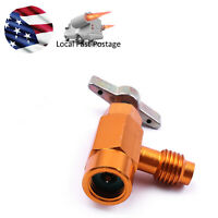 2xR12 R22 502 to R134a 1//4Thread Retrofit ConversionQuick Adapter Fitting Joint