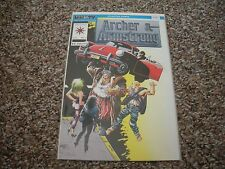 ARCHER & ARMSTRONG # 1 (Aug 1992) Valiant Comics NM/MT