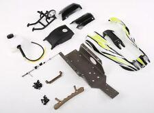 Rovan Baja to Shorty Q Kit for 5B - Green Body For KM, Rovan & HPI Baja 5B 5T