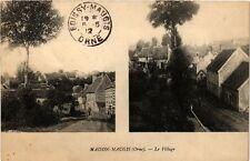 CPA MAISON-MAUGIS le Village (377015)