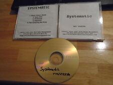 MEGA RARE PROMO Systematic DEMO CD somewhere in between NON-LP SONG Metallica lb