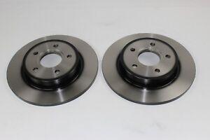 Original Bremsscheiben hinten Ford Focus Baujahr 1/2011 - 8/2018 MK3 1704765