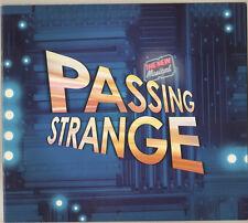 """Passing Strange""  Souvenir Program 2008  Broadway  Stew"