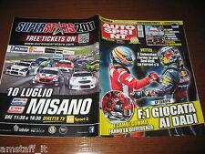 AUTOSPRINT 2011/26=GP F1 EUROPA=VETTEL=ANTEPRIMA MINI COUPE=STIRLING MOSS