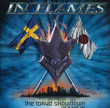 IN FLAMES - THE TOKYO SHOWDOWN - 2LP WHITE VINYL - RARE NUCLEAR BLAST 2001 NEW