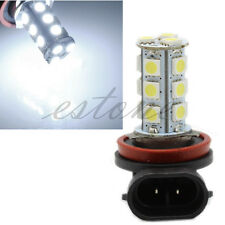 12V H11 H8 18 LED 5050 SMD Bulb Car Day Driving Fog Head light Xenon White Lamp