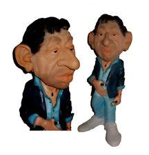 SERGE GAINSBOURG caricature en résine peinte main statue figurine collector