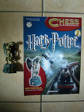 BN HARRY POTTER CHESS MAGAZINE NO. 50 WITH THE GROWLING BLACK KNIGHT