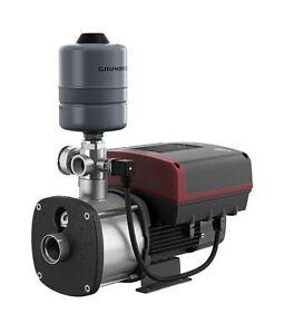 Grundfos CMBE 1-44 variable speed pressure pump 98374705