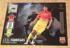 Panini FIFA 365 2012/13 12 13 Limited Edition Champions League Cesc Fabregas
