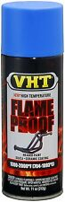VHT Flame proof exhaust Paint Blue Heat Proof Chemical Resistant sp110