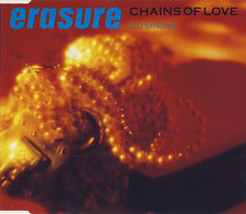 Erasure Chains Of Love Picture Disc CD single  UK CDMUTE83 MUTE
