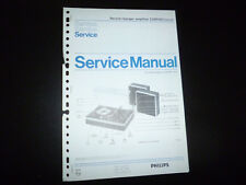 Original Service Manual  Philips 22GF661