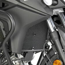 GIVI PR3112 Protection radiateur acier inoxydable noir SUZUKI DL 650 V-Strom