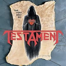 TESTAMENT - The Very Best Of - CD BRAND NEW AND SEALED