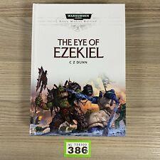 Los ojos de Ezequiel Libro De Tapa Dura Novela 40K Negro Biblioteca Ángeles Oscuros (2017)
