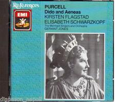 Purcell: Dido And Aeneas / Flagstad, Schwarzkopf -  CD Emi References