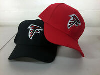 Atlanta Falcons Cap ATL Hat Embroidered Game Men Home Adjustable Curved