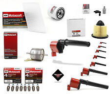 Tune Up Kit 1998-2002 Lincoln Continental High Performance Ignition Coil DG512