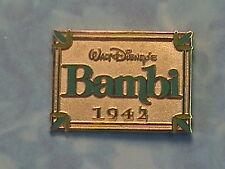 BAMBI MARQUEE CAST MEMBER  LANYARD 1 DISNEY WDW PINS,