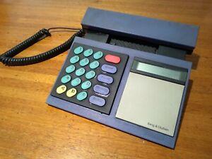 Bang & Olufsen, Landline corded Telephone. Beocom 1000, Blue