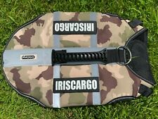 Iris Cargo Dog / Puppy Padded Camouflage Harness Size M 53-64 Chest. New