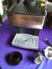 MR.COFFEE ECM160 Steam Espresso & Cappuccino Maker
