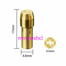 Electric Grinder Chuck Copper Core Engraving Machine Tool Accessories Small Nut